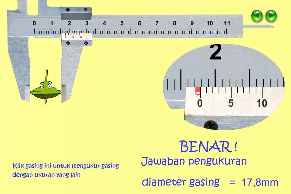 Download program Jangka Sorong Virtual dari Gasing klik disini